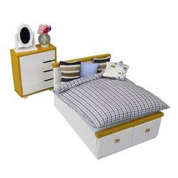 나노룸 침실 세트
