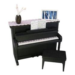 나노룸 피아노(블랙)