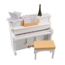나노룸 피아노(화이트)