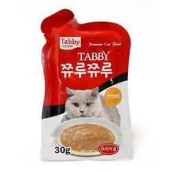 테비 쮸루쮸루 오리지날 30g고양이스프