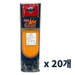 오비에이 골드 스파게티 500gx20개(1박스)