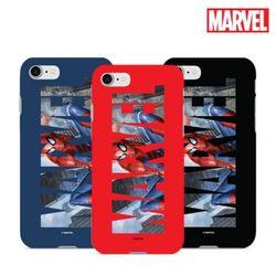 마블 로고 인 스파이더맨 슬림핏 케이스