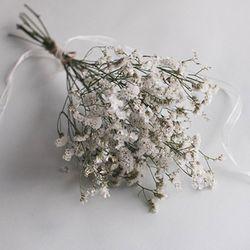 시네신스 드라이플라워 꽃다발 도깨비 부케