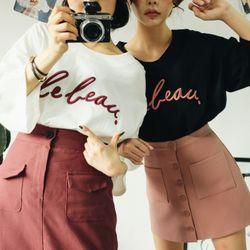 르보우 티셔츠 (t3635)