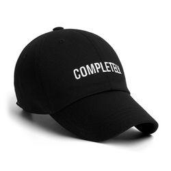 COMP CAP BLACK