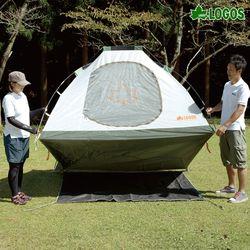 텐트 그라운드 시트 WXL (315x190)