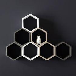 로폴드 - 공간박스 6각 240 (메탈)