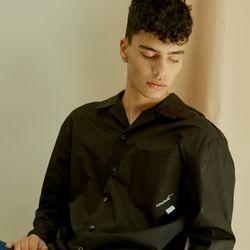 MODERN FALL SHIRT (BLACK) - MEN