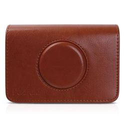 폴라로이드 스냅터치용 Leatherette Case 브라운