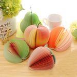 과일 모양 예쁜 특이한 귀여운 메모지