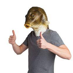 피쉬 마스크 파티 생선 가면