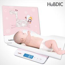 휴비딕 맘 앤 베이비 디지털 유아 체중계 HUS-314B