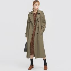 grow up daily trench coat