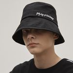 RC bucket hat (black)