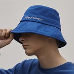 RC bucket hat (cobalt blue)