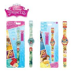 [Disney] 디즈니 프린세스 LCD 손목시계