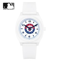 MLB 우레탄 밴드 남녀공용 패션시계 MLB923TX-CBL