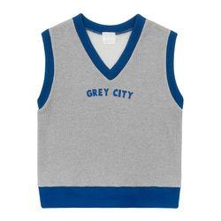GREY CITY VEST (GRAY)