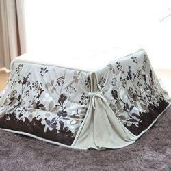 정방형 코타츠 이불 - 마카스 (175X175cm)
