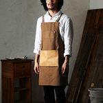 GN500 Big Pocket Canvas Apron
