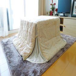 장방형 코타츠 이불 - 필립스 (180X220cm)