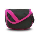 핑크 패션 자전거 탑튜브 가방
