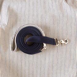 줄무늬 네이비 3m 리드줄