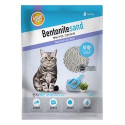 캣허그 벤토나이트 모래 5L