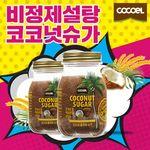 코코엘 플라워 코코넛 슈가 300g 2통비정제설탕
