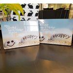 캘리말씀액자-DA0043 행복(Happy)(5R)