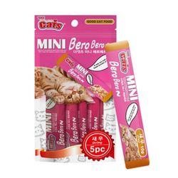 더캣츠 미니베로베로 5p - 새우애묘간식고양이간식