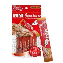 더캣츠 미니베로베로 5p - 연어애묘간식고양이간식