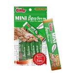 더캣츠 미니베로베로 5p - 닭고기애묘간식고양이간식