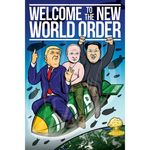 PP34227 Welcome To The New World Order)(포스터만)