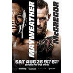 PP34226 메이웨더 vs 맥그리거 파이트 (포스터만)