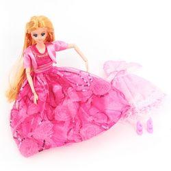 신데렐라 드레스 관절인형