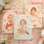Paper doll mate 2018 daily diary