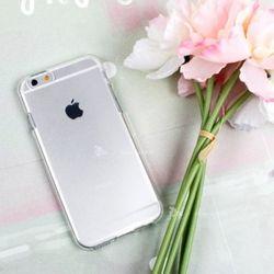 [폰투조이]케이 투명젤리.아이폰6(s)플러스