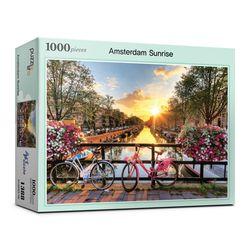 1000pcs 암스테르담의 아침 (PL1388)