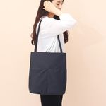 [루버킨] Fanning Shoulder Bag - NAVY