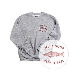 Life Is Good Keep It Reel MTM