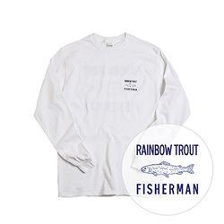 Rainbow Trout Fisherman Tee