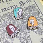 포커페이스 뱃지 POKER FACE badge (3 type)