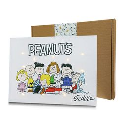 스누피와 피너츠친구들 캔버스LED조명