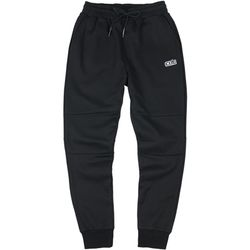 COC KNEE LAYER JOGGER PANTS BLACK