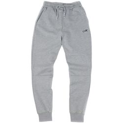 COC KNEE LAYER JOGGER PANTS GRAY