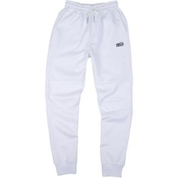 COC KNEE LAYER JOGGER PANTS WHITE