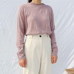 Color soft knit2