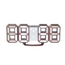 Pixel.3D Digital Clock (RoseGold) 2018개선형