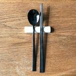 modern bk spoon set